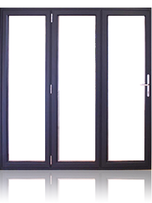Walkers Bifold Doors complete the range of composite and uPVC doors available from Walkers Windows