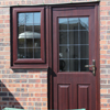 uPVC Doors with an exact colour match for your windows and property